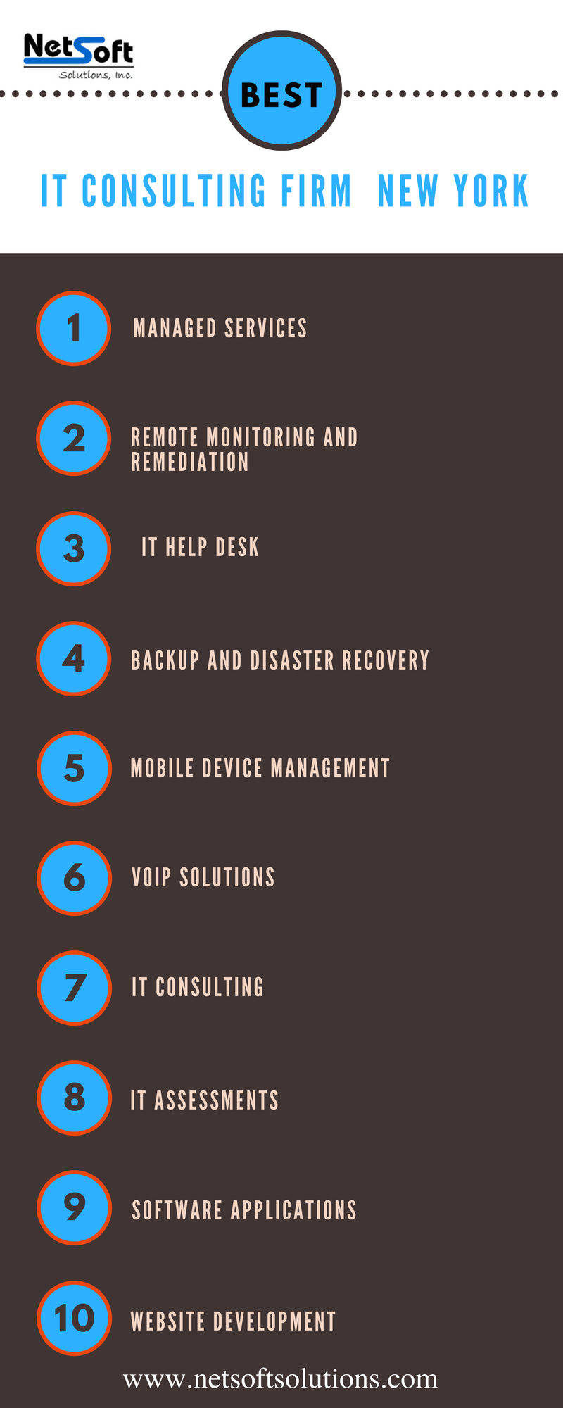 Best It Consulting Firm New York Netsoft Solutions Inc Is The Best It Consulting In New York That Provides T Voip Solutions Mobile Device Management Solutions