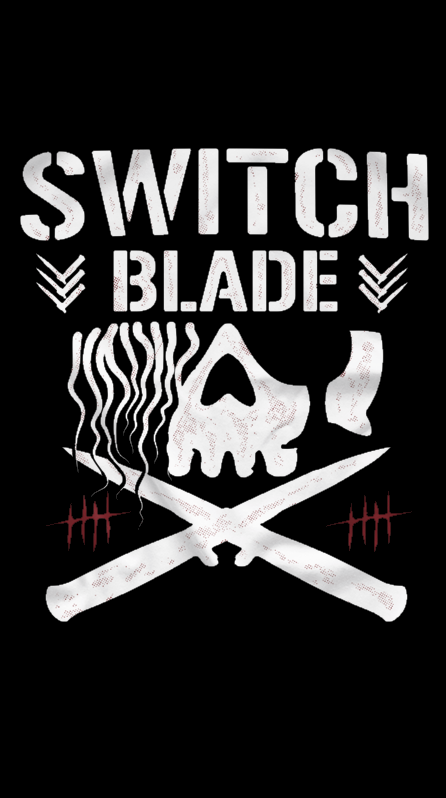The Switchblade Jay White Bullet Club Logo Bullet Club Logo