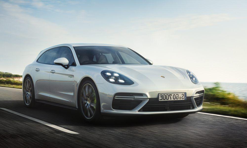 Porsche Panamera Turbo S E Hybrid Sport Turismo Wallpaper