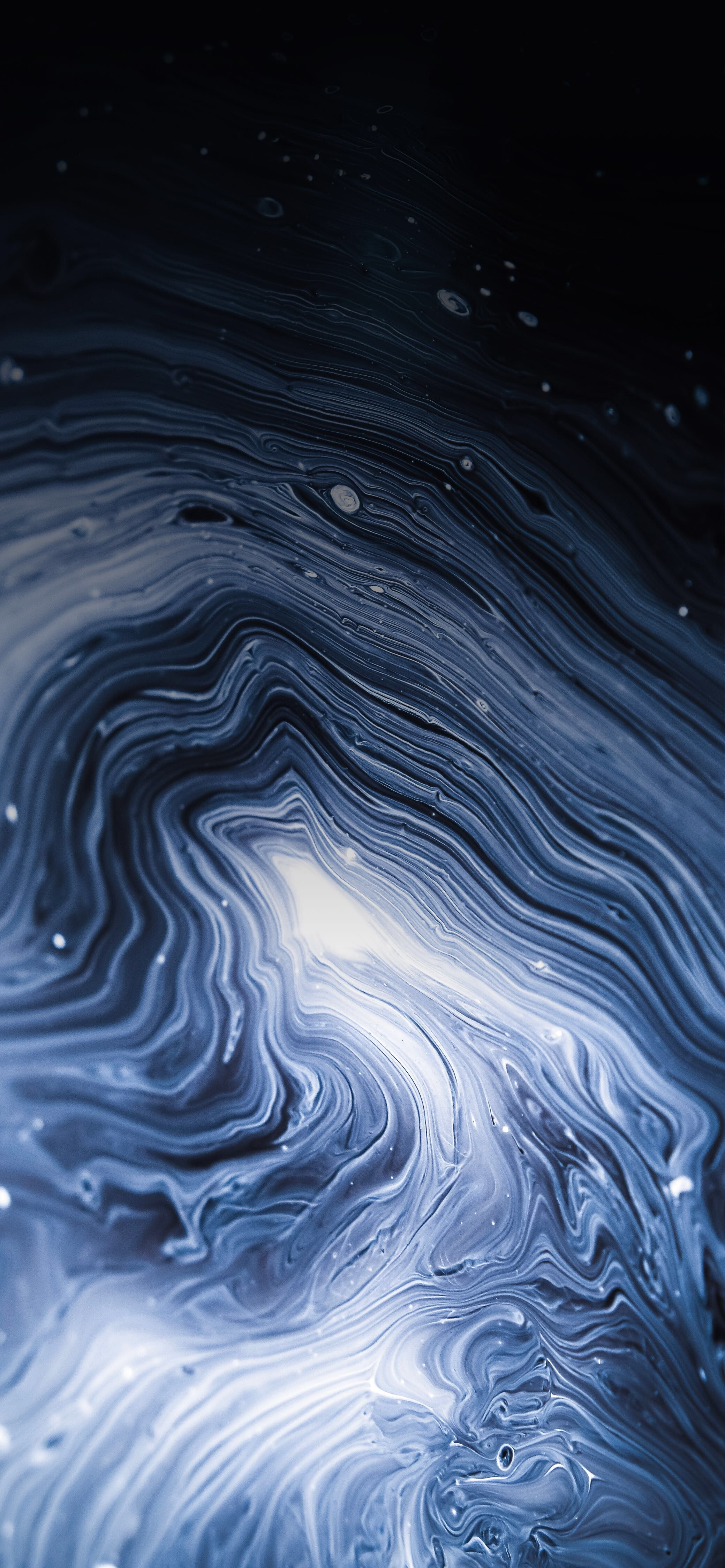 Liquid Texture Pattern Looks Like Floating Galaxy Acrylic Paint In The Water Abstract Painting Wallpaper Art Wallpaper