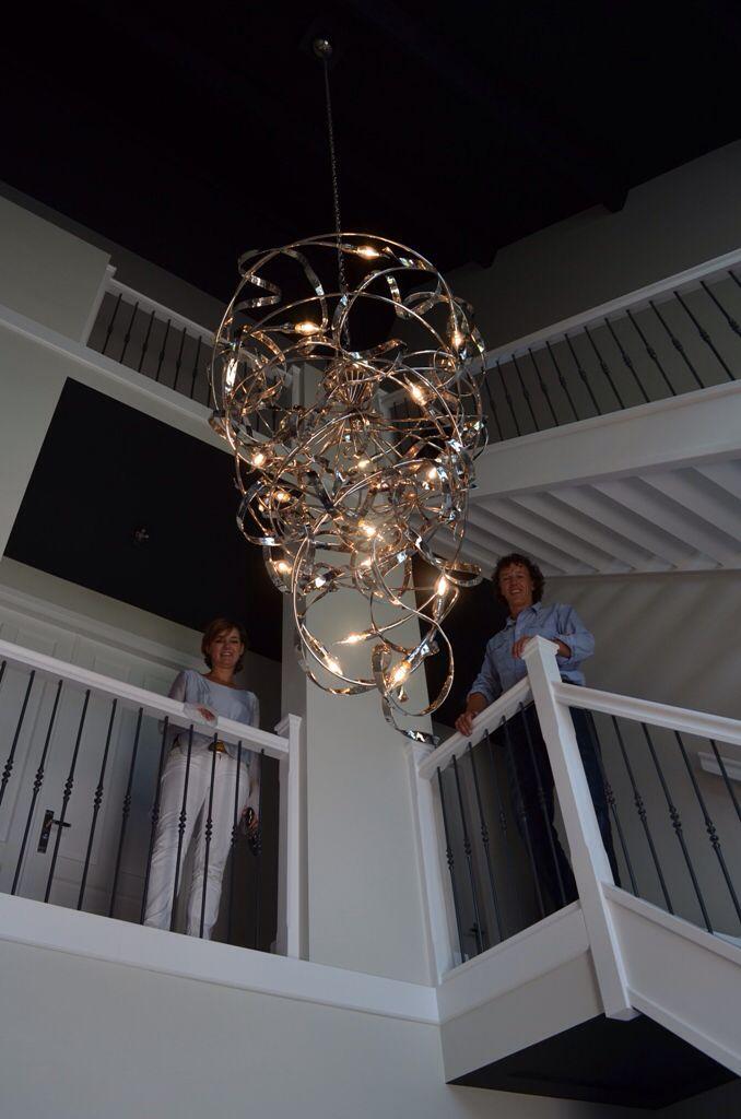 Www Kroonjuweel Com Orion Drup Xxlge Hallamp Lamp Chandeliers Voor In De Hal Trappenhuis Trapopgang V Hal Verlichting Lampen Voor In De Hal Huisverlichting