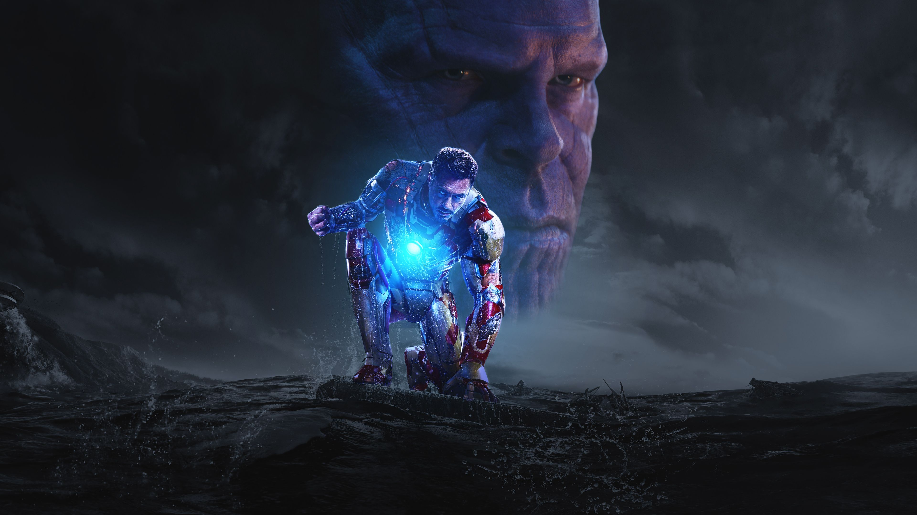 Avengers Infinity War 4k Ultra Hd Wallpaper And Background Image 3840x2160 Id 910510 Iron Man Wallpaper Iron Man Avengers Infinity War