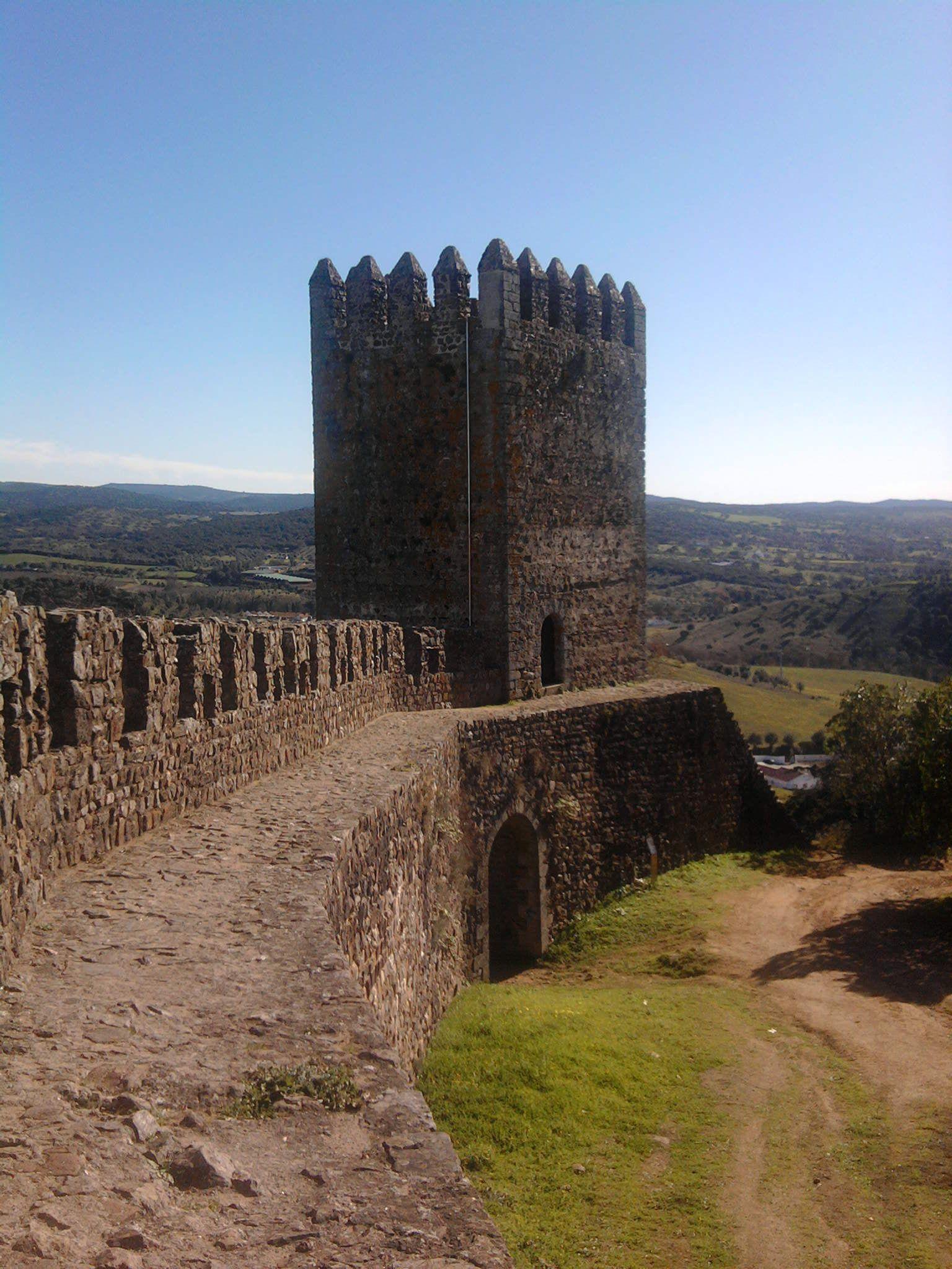 Castelo de Montemor-o-novo - #Portugal