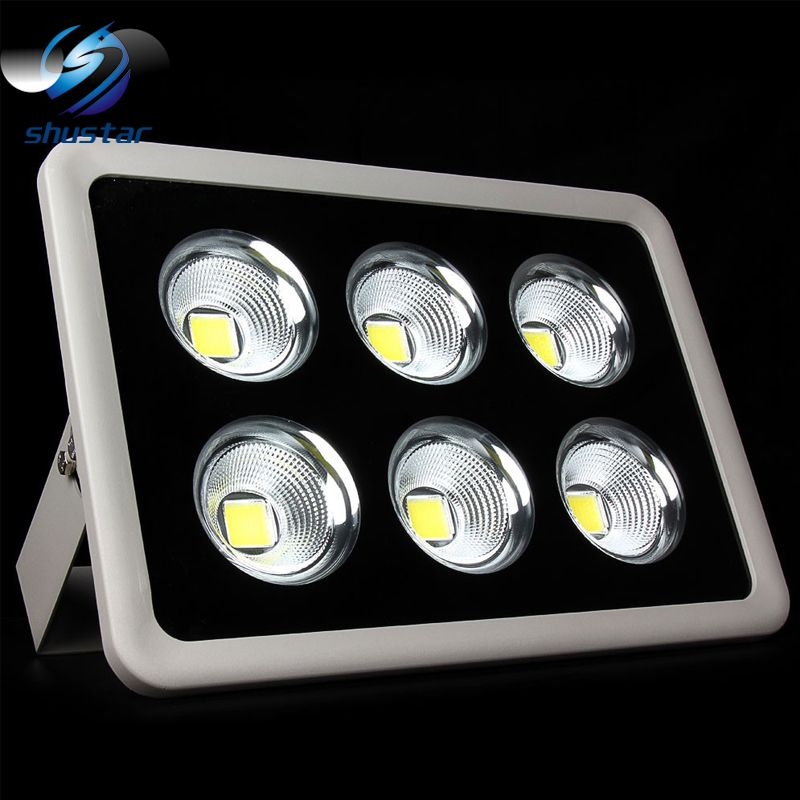 2pcs Led Floodlight 300w Cob Led Outdoor Light Spotlight Waterproof Outside Street Lamp Led Reflector Lightin Led Outdoor Lighting Outdoor Lighting Street Lamp