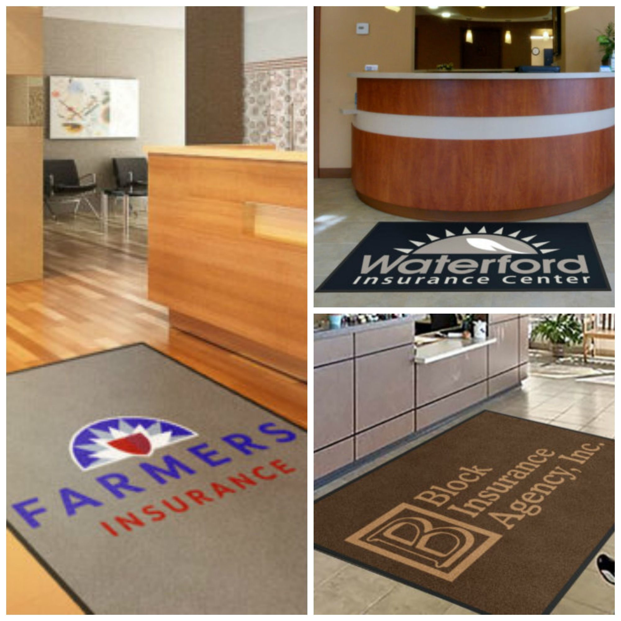 All You Need To Know About Insurance Office Custom Logo Rugs Personalized Door Mats Clean Office Custom Logos