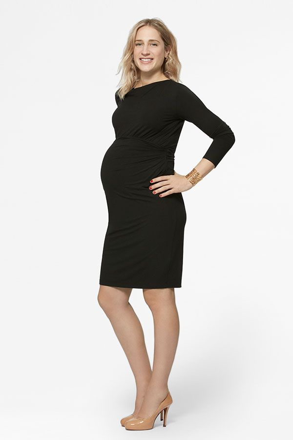 98b8618794344 Maternity at MM.LaFleur: Comfortable, Professional Clothes for Each  Trimester.