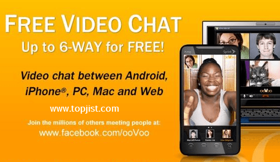 ooVoo App Free Video Call, Voice and Text Messaging for