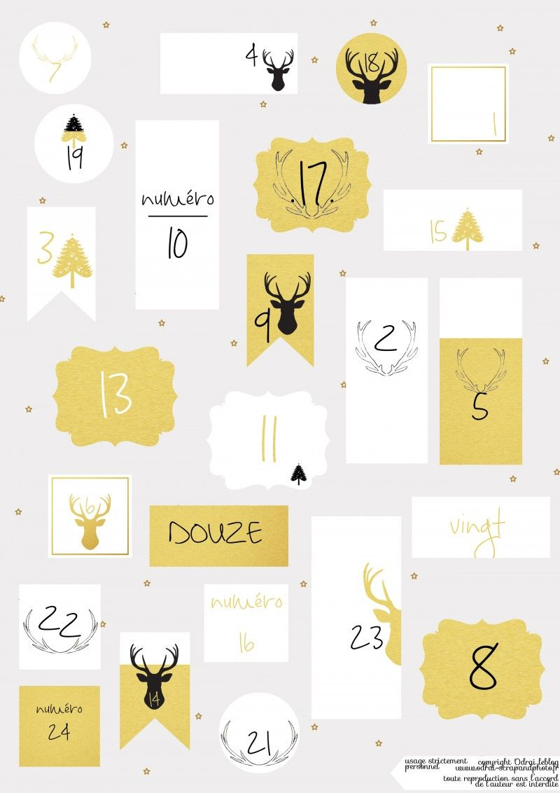 calendrier de l 39 avent 2015 diy calendriers de l 39 avent pinterest avent calendrier de et. Black Bedroom Furniture Sets. Home Design Ideas