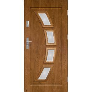 HERMES OUTDOOR STEAM DOOR, WINCHESTER OAK, 89X210C …- HERM …