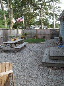 dog friendly backyard - google