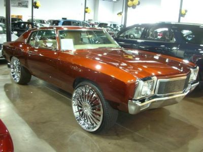 1970 Chevrolet Monte Carlo For Sale Conowingo Md Cargurus