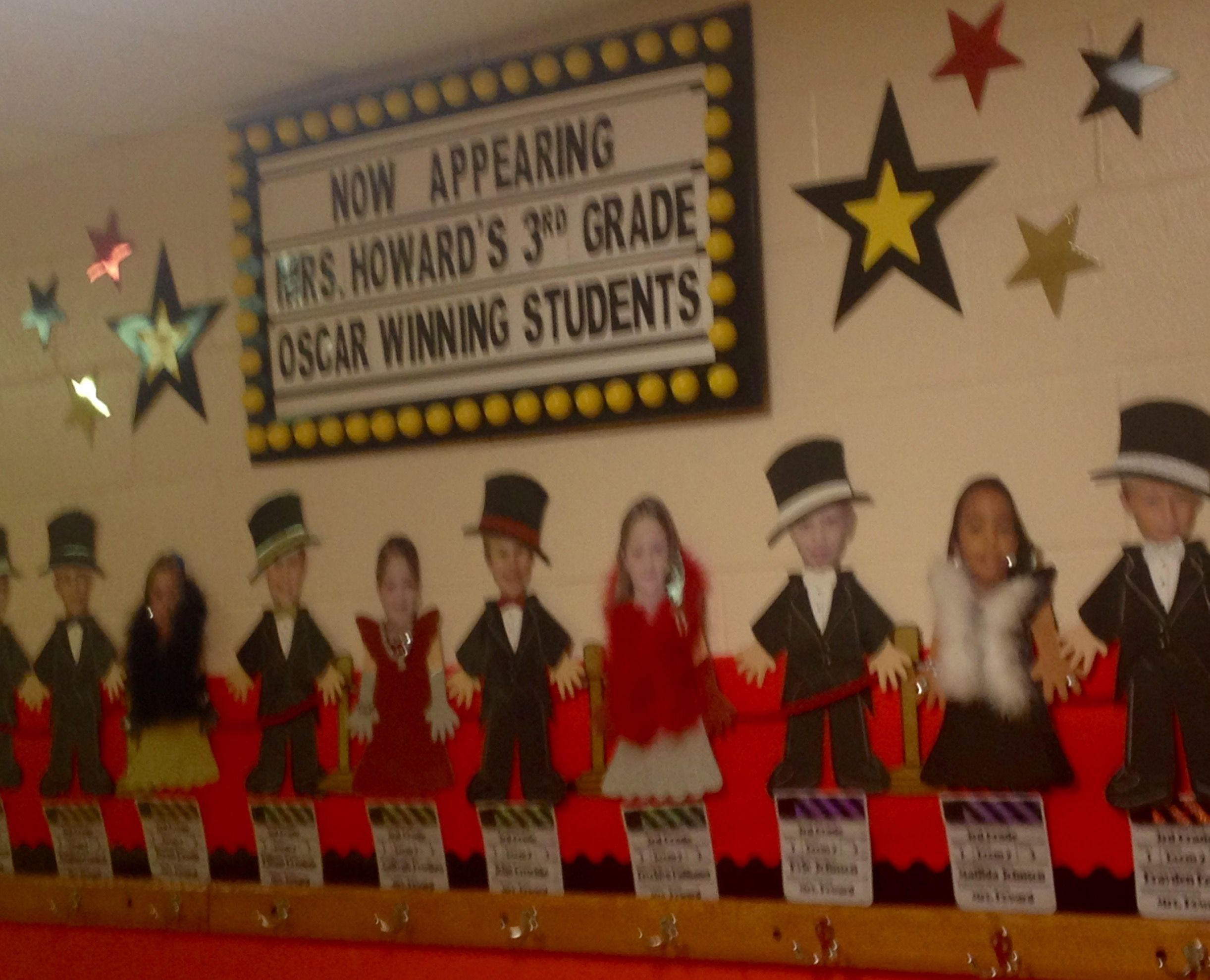 Hollywood Quot Students On The Red Carpet Quot Hallway Decorations