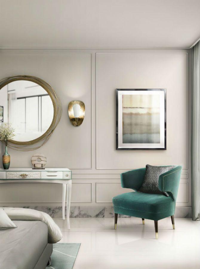 Good Find The Best Velvet Armchair For Your Bedroom