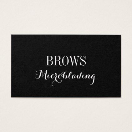 Salon microblading eyebrows tattoo permanent makeup business card salon microblading eyebrows tattoo permanent makeup business card reheart Image collections