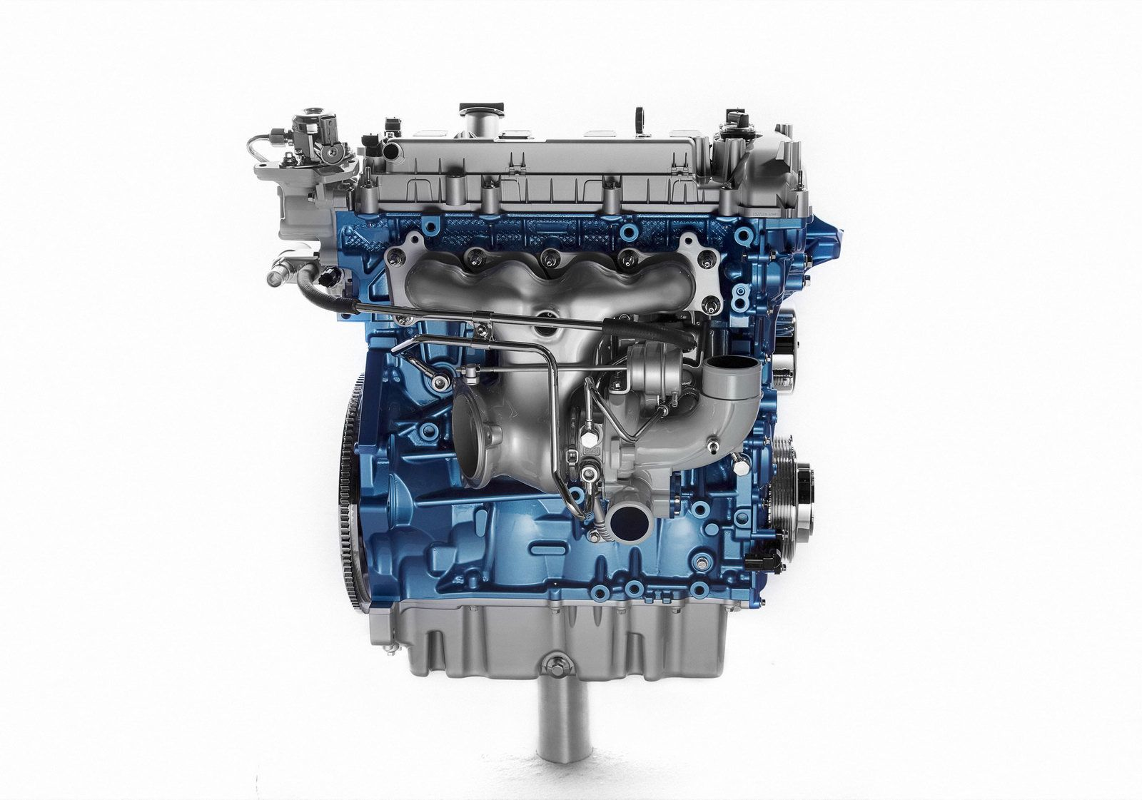 2.0 L Ecoboost >> Ford Ecoboost Engine Family Includes 1 0l Three Cylinder Engine