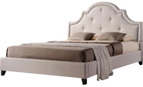 Teri Upholstered Platform Bed Upholstered Platform Bed Platform