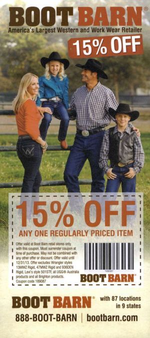 Boot Barn Things To Do On Visitortips Brochure Online Brochure Boots