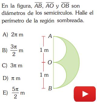 Areas De Regiones Sombreadas Ejercicios Resueltos Preguntas Tipo Examen De Admision Blog De Ejercicios Resueltos Areas De Figuras Geometricas Ejercicios