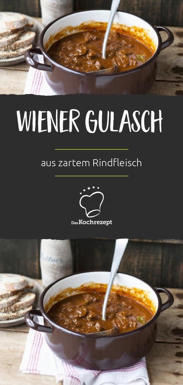 Wiener Gulasch #gulaschrezept