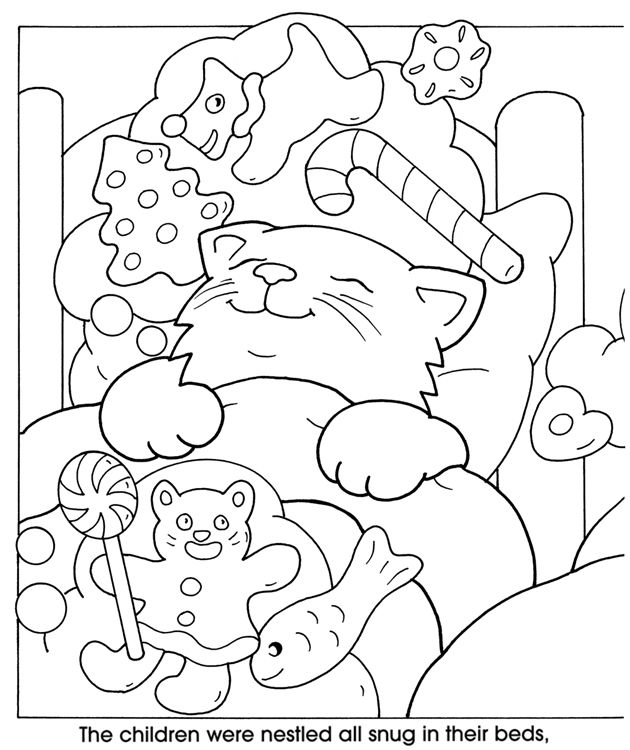 Welcome to Dover Publications..From : The Night Before