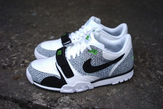 NIKE AIR TRAINER 1 LOW ST (SAFARI) | Sneaker Freaker