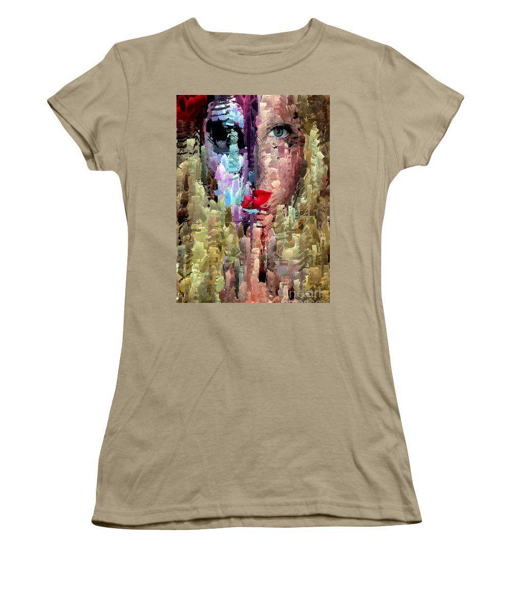 Women's T-Shirt (Junior Cut) - Night And Day