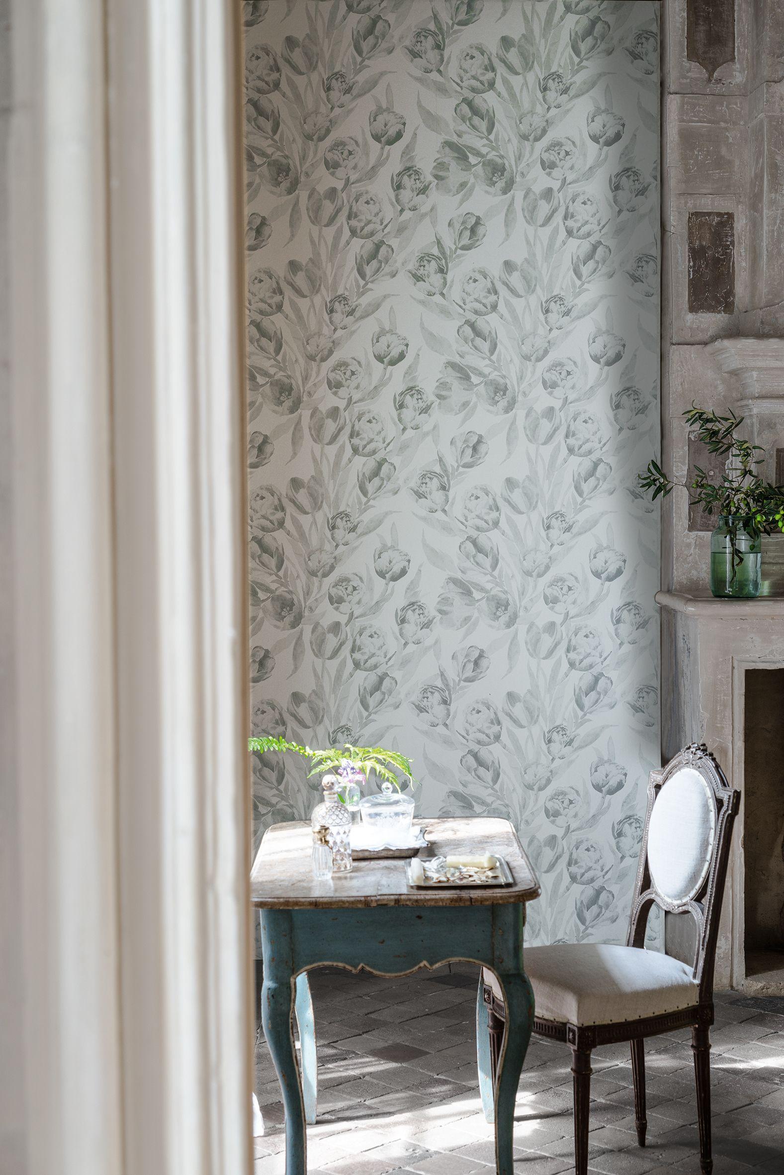 Designers guild fontainbleau wallpaper designers guild - Designers guild papel pintado ...