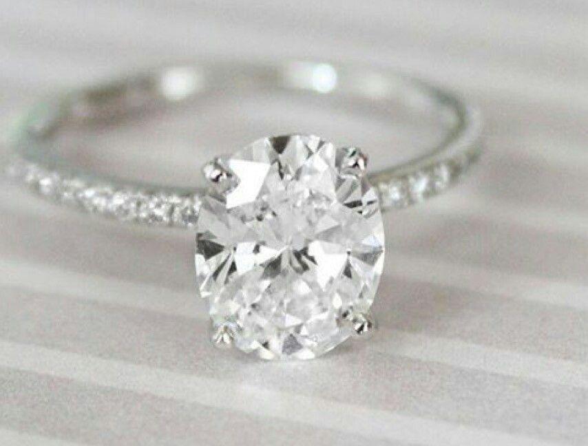 10+ Oval wedding rings pinterest ideas in 2021