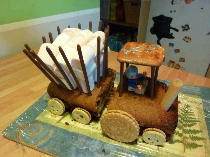 Gateau En Forme De Tracteur De En Forme Gateau Tracteur Kuchen Kindergeburtstag Kinder Kuchen Geburtstag Kuchen Geburtstag