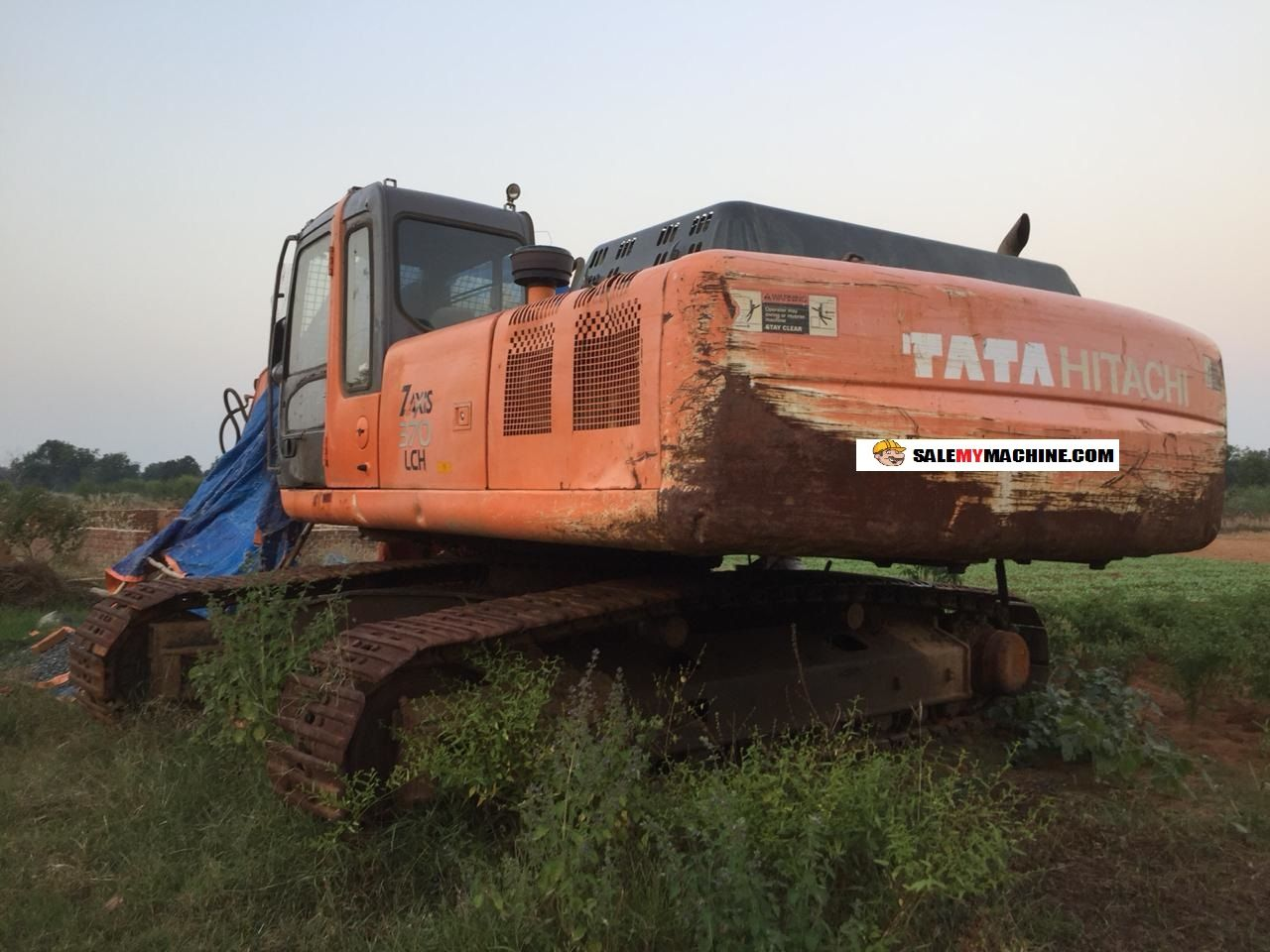 FIND USED VOLVO 480 EXCAVATOR FOR SALE IN ODISHA,INDIA,TO