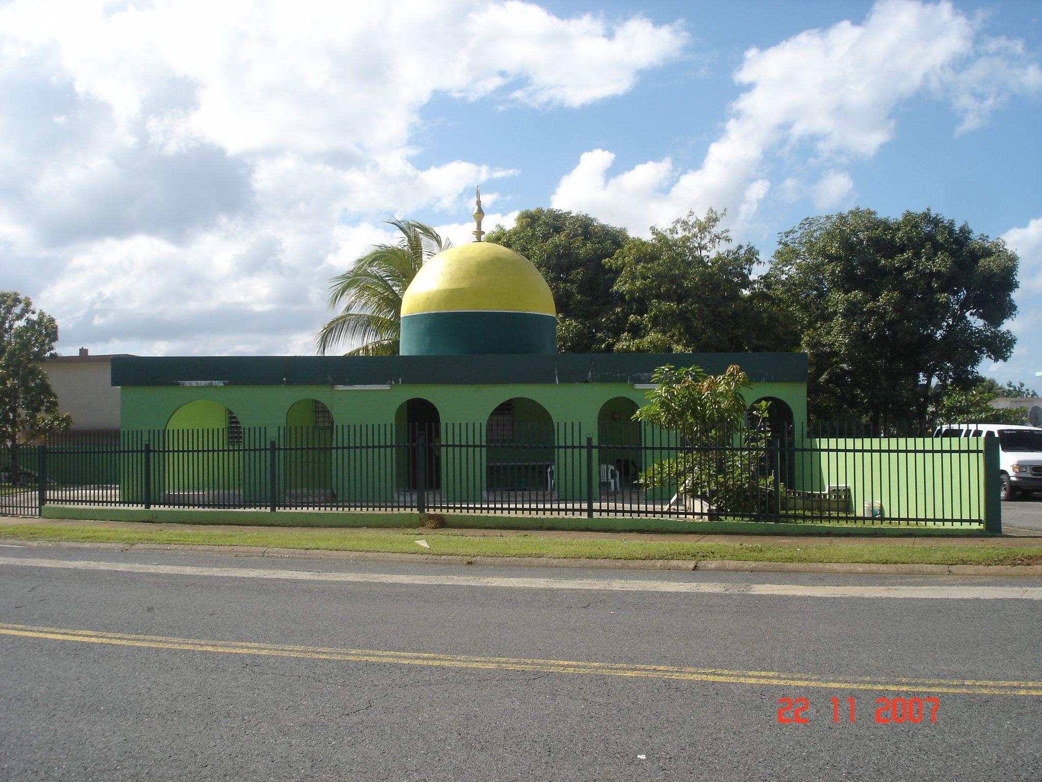 mosque in fajardo puerto rico architecture puerto fajardo