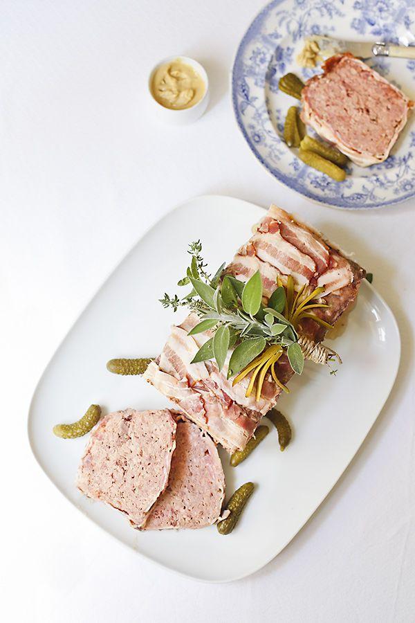 Receta De Pâté De Campagne Blog De Recetas De Repostería Cocina Francesa Recetas De Cocina Fotografía De Comida