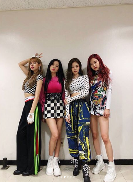 Blackpink Outfit Ideas: BLACKPINK In Their Outfits From The You Tube Video I Saw