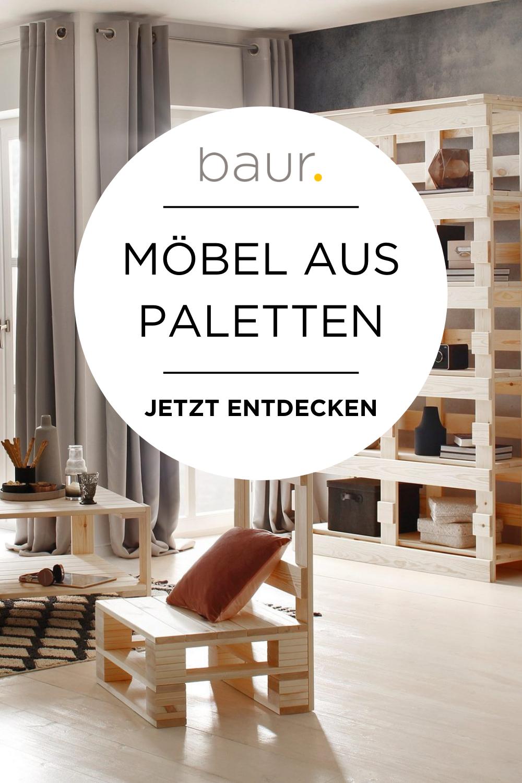 Mobel Aus Paletten Entdecke Auf Baur De Angesagte Palettenmobel Mobel Aus Paletten Mobel Online Shop Mobel Online Kaufen