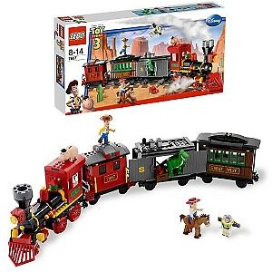 LEGO Toy Story Western Train Chase Set at HSN.com.