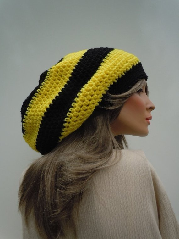 95af9dc7e0d Yellow and Black Hat