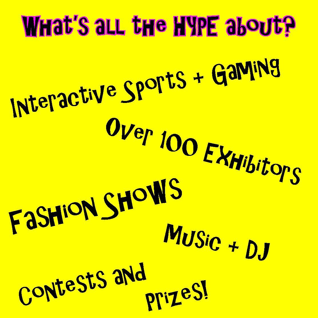What's all the hype? www.TeenExpo.ca (With images