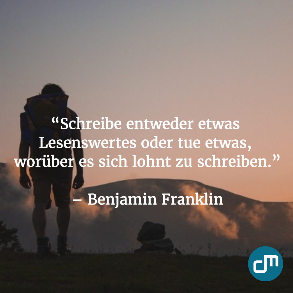 Zitate aus Online Marketing, Content Marketing, Social Media, SEO ...