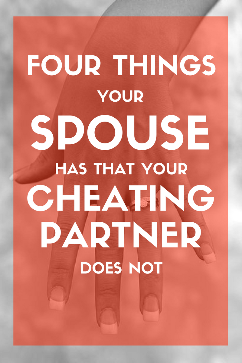 Dating your spouse after an affair