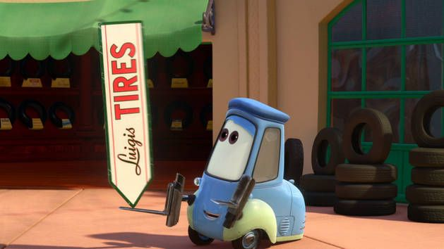 Hiccups - Tales From Radiator Springs | Cars | Disney Video
