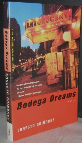 Bodega Dreams A Novel Ernesto Quinonez  Amazoncom  Bodega Dreams A Novel Ernesto Quinonez  Amazoncom Books