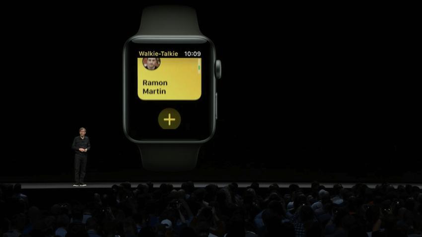watchOS 5 El smartwatch de Apple ahora es más deportivo