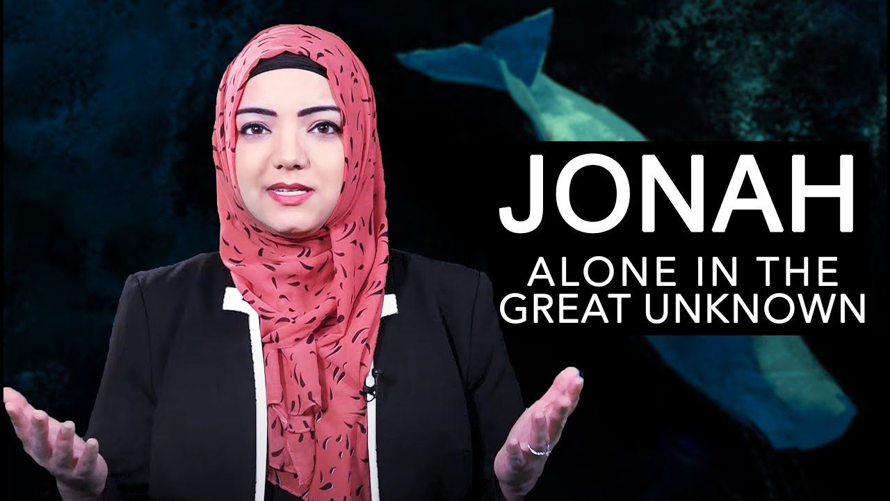Jonah: Alone in the Great Unknown | Dr Safiyyah Ally 🧕