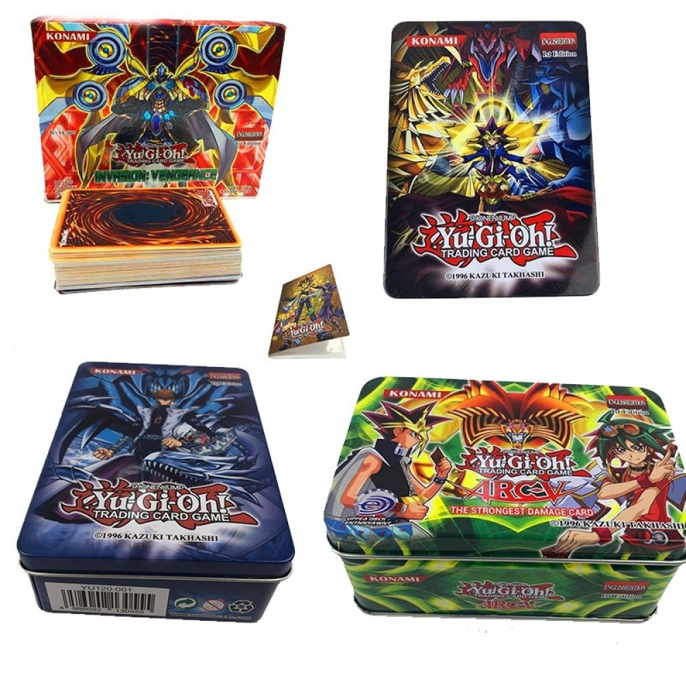 288 pcs / set Japanese Anime Yu Gi Oh Game Cards Yugioh