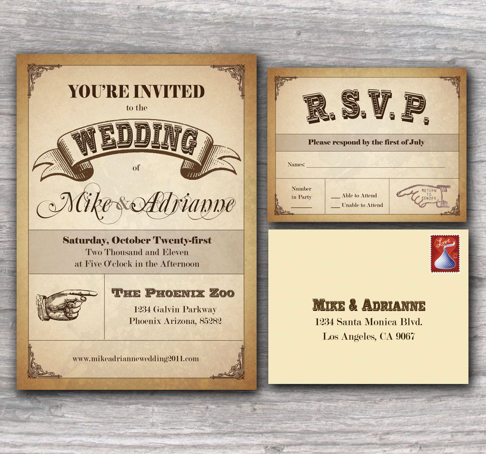 17 Best images about invitation card ideas – The Best Wedding Invitation Cards