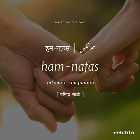 hamNafas // Urdu Language | arbi se urdu tak | Urdu love