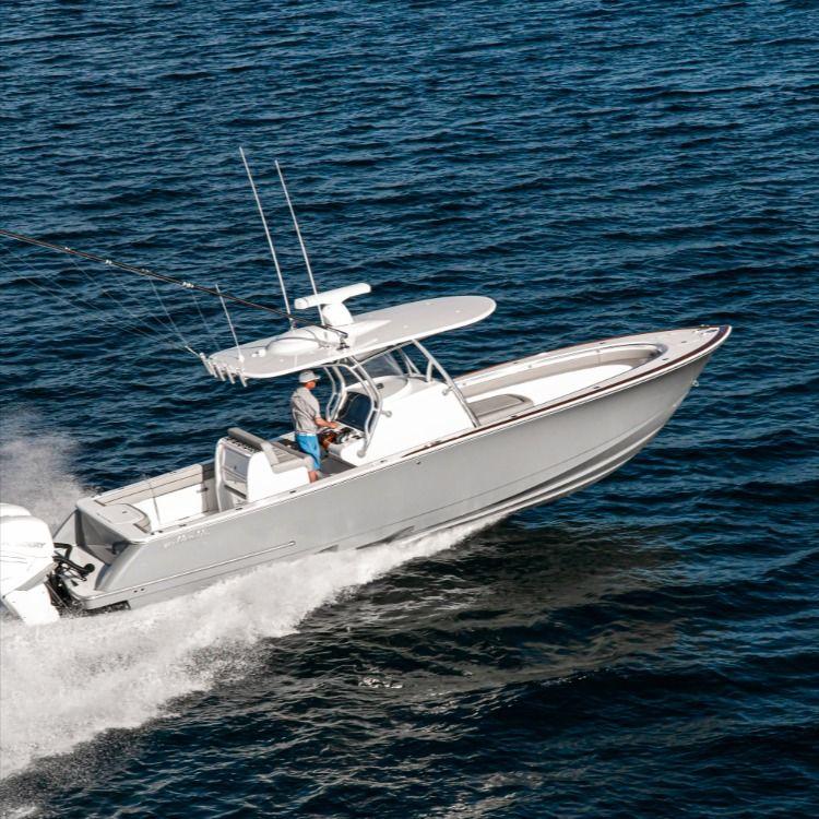 New Viking Valhalla Boatworks V33 Center console