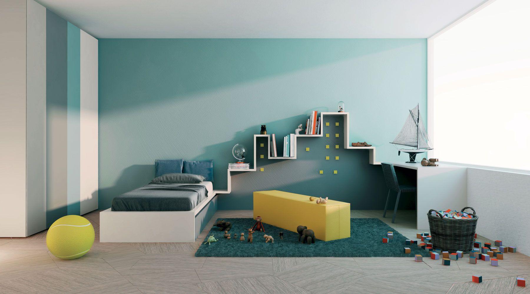 Idee Camere Da Letto Per Bambini : Idee arredamento casa mare ...
