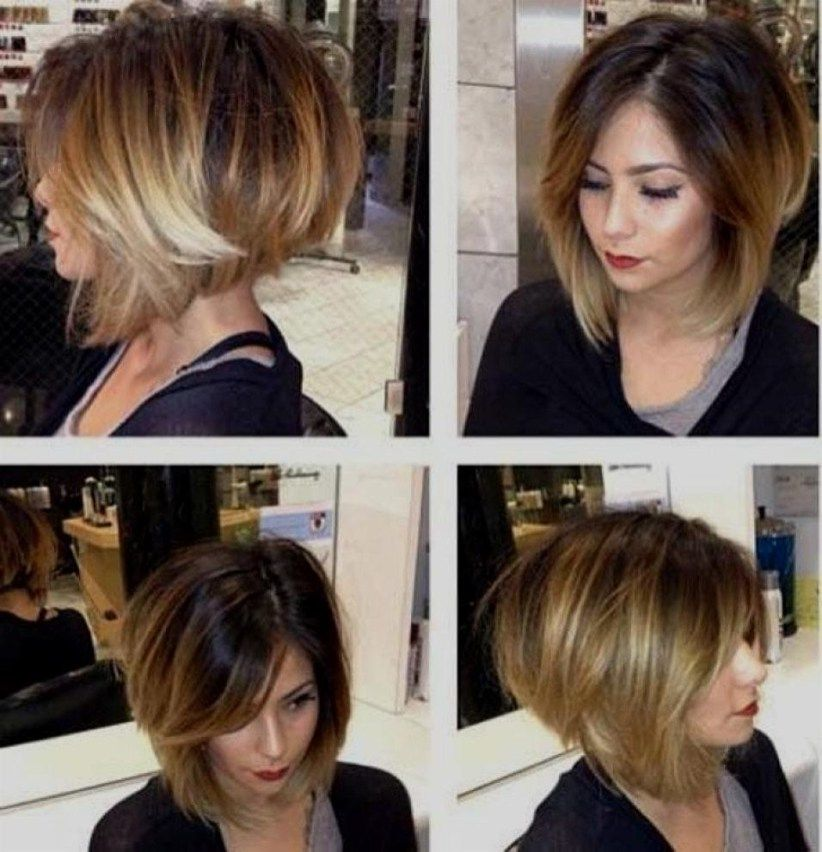 Frisur Ideen Bob Pinterest Inverted Bob Bobs And Hair Style
