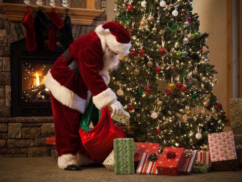 santa claus leaving presents - Google Search | Classic christmas music,  Classic christmas, Christmas wonderland